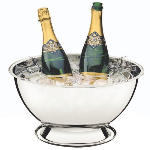 Champanheira em Aço Inox para 3 Garrafas - Mainstays